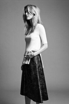 Pernille Teisbaek For Stylemag Magazine February 2015