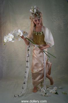 Rotraut Schrott Dolls