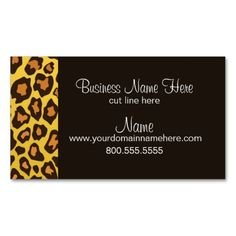 $$$ This is great for          	Business Card Template **Bold Leopard Print           	Business Card Template **Bold Leopard Print Yes I can say you are on right site we just collected best shopping store that haveHow to          	Business Card Template **Bold Leopard Print today easy to Shops...Cleck Hot Deals >>> http://www.zazzle.com/business_card_template_bold_leopard_print-240265382468483204?rf=238627982471231924&zbar=1&tc=terrest