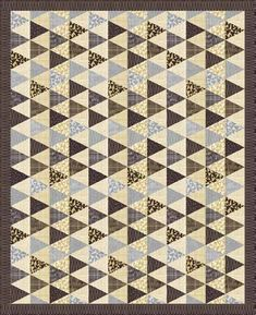 Refinery Quilt #2 free pattern by Studio E Fabrics
