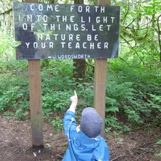 For National Poetry Month, Enjoy Literature on Trail — Washington Trails Association