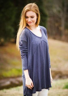 a2a281cc4 Simple and sweet gray sweater tunic Gray Sweater, Tunic Sweater, Epiphany,  Tunic Tops