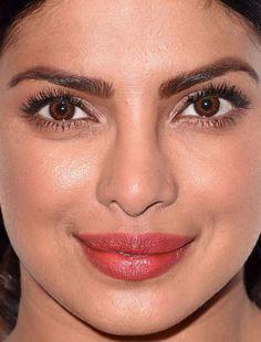 priyanka chopra priyanka chopra red carpet makeup celeb celebrity celebritycloseup