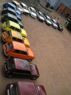 faffstertoo: Renault 5/Le Car. Via Aki Kodota on Pinterest