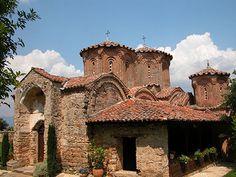 Macedonian monasteries