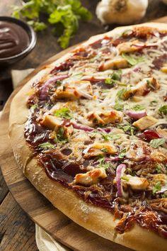 Easy Pizza Recipe: Smoky BBQ Chicken Pizza