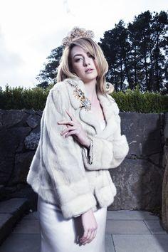 Stephanie Browne & Co Fur Coat, Australia, Jackets, Fashion, Down Jackets, Moda, Fashion Styles, Fashion Illustrations, Fur Coats