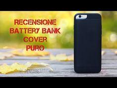 Puro Battery Bank Cover, custodia con batteria integrata per iPhone 6s