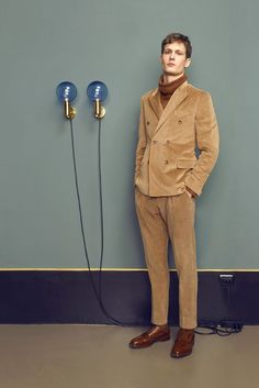 Boglioli - Fall 2015 Menswear - Look 10 of 24  SOMETHING BETTER CUT IN THESE FABRICS AND WOW WOW WOW