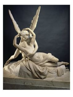 Canova psyche eros and