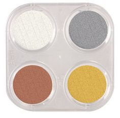 PALETTE BRILLIANT SHADOWS - PALETA  DE SOMBRAS. BRILLANTES
