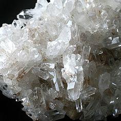 Natural Quartz Crystal Cluster