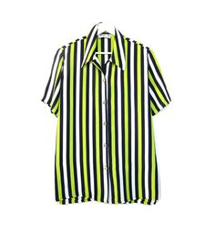 Vintage Striped Shirt    Gintro   $27.00