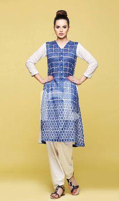 Nisha Beautiful Pret Wear Dresses Collection 2014/2015