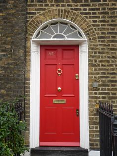 Classic Regency style front door by the London Door Company ...