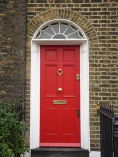 London Doors, Front Door, Victorian / Edwardian Door | Porch and ...