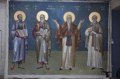 2 posts published by iconsalevizakis during September 2015 Religious Icons, Religious Art, Medieval, Byzantine Icons, Orthodox Icons, Sacred Art, Christian Art, Christianity, Egypt