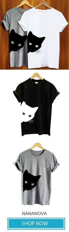 T-shirt Dress Diy Fun 52 Ideas Shirt Dress Diy, Diy Dress, T Shirt, Sewing Clothes, Diy Clothes, Silhouette Chat, Robe Diy, Trendy Hairstyles, Casual