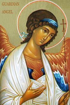 """Guardian Angel Day, Oct. 2nd """"Wherever you go, ..."""