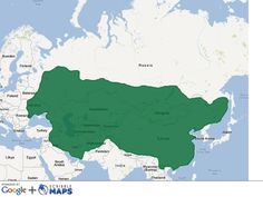 How Genghis Khan Created History's Largest Empire: The Mongol Empire