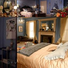 blair waldorf bedroom paint color the