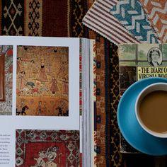 textiles & coffee | Lisa Hjalt
