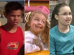10 of Your Fave Celebs in Their Very First Roles Ever!