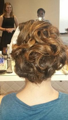 20's inspired hair by The Style Bar