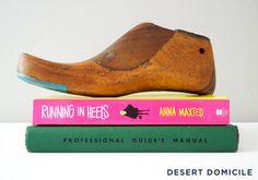 Thrift Score Thursday Finds #thriftscorethursday #books #shoeform