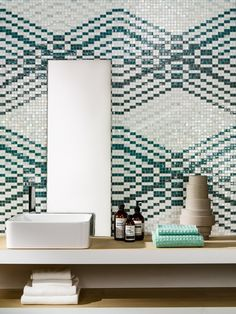 Nuove geometrie per Mosaico