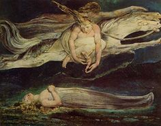 Divine Comedy Pity C William Blake Tate Gallery London Canvas Art - William Blake x Harry Clarke, Kay Nielsen, William Blake Art, Songs Of Innocence, Art Visionnaire, English Poets, Tate Gallery, Meet Women, Florence Welch