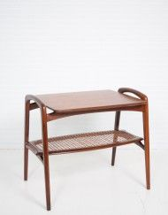Mid-century modern table by Louis van Teeffelen - Wébé | www.bijCharlie.nl