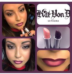 I love this look from @Sephora's #TheBeautyBoard http://gallery.sephora.com/photo/ombre-red-9754