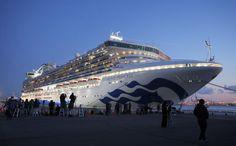 Coronavirus death toll surpasses 1000 in mainland China CNN International American Cruises, Cnn International, Diamond Princess, Sporting Live, Tv App, February 11, Global News, Yokohama, Live Tv