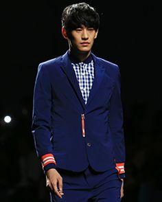 MUNSOO KWON (문수권) 2015 S/S Collection. #서울패션위크 #sfw #seoulfashionweek