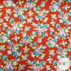"""Star Printed 40"""" Wide Cotton Dressmaking Fabric Beige Quilting Craft By 1 Metre"""