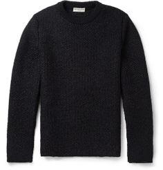 Balenciaga - Tuck-Stitch Sweater | MR PORTER