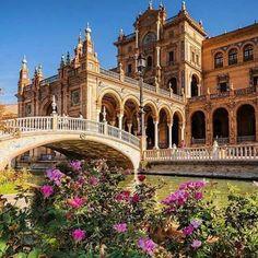 Sevilla Plaza de España
