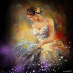 Ballerina Silhouette, Glitter Graphics, Gallery, Paintings, Artwork, Beautiful, Friends, Makeup, Life