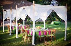 Chá no Jardim {Casamentos e Inspirações}: Casamento ao Ar Livre ...:
