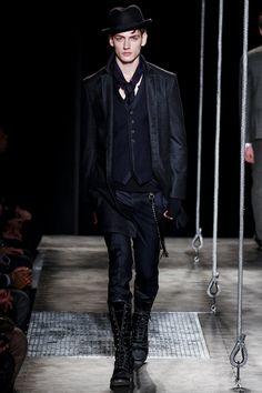 John Varvatos Fall 2013 Menswear Collection Photos - Vogue