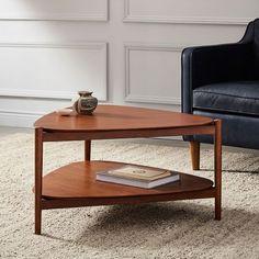 Retro Tripod Nesting Tables Side Table Pinterest Tripod - West elm tripod side table