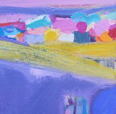 Blue Umbrella by Sophie Abbott