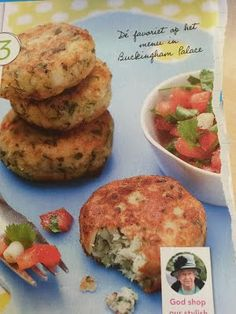 Fishcakes – Onze Keuken
