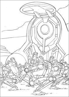 coloriage dessins dessins imprimer et la couleur en ligne star wars 41