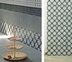 That I believe Patricia Urquiola is the best designer in the world . is again proved to me by her for new collection glazed porcelain tiles called Mutina Azulej for academy tiles. Floor Patterns, Textures Patterns, Plascon Colours, Patricia Urquiola, Tile Floor, Tiles, Sweet Home, Flooring, Architecture