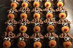 Rudolph Muffins 2