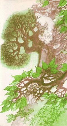 Elena Boariu - Coiful de aur Illustrators, Aur, Painting, Painting Art, Paintings, Illustrations, Drawings