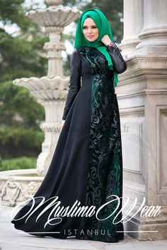 Muslima Wear's Jacket, Shawl modest fashion models are at Modanisa with affordable prices and return guarantee! Islamic Fashion, Muslim Fashion, Modest Fashion, Abaya Fashion, Vogue Fashion, Beautiful Hijab, Beautiful Dresses, Hijab Style Dress, Abaya Style