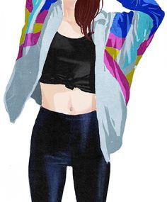 Illustration work by Jorge Roa   grafiktrafik